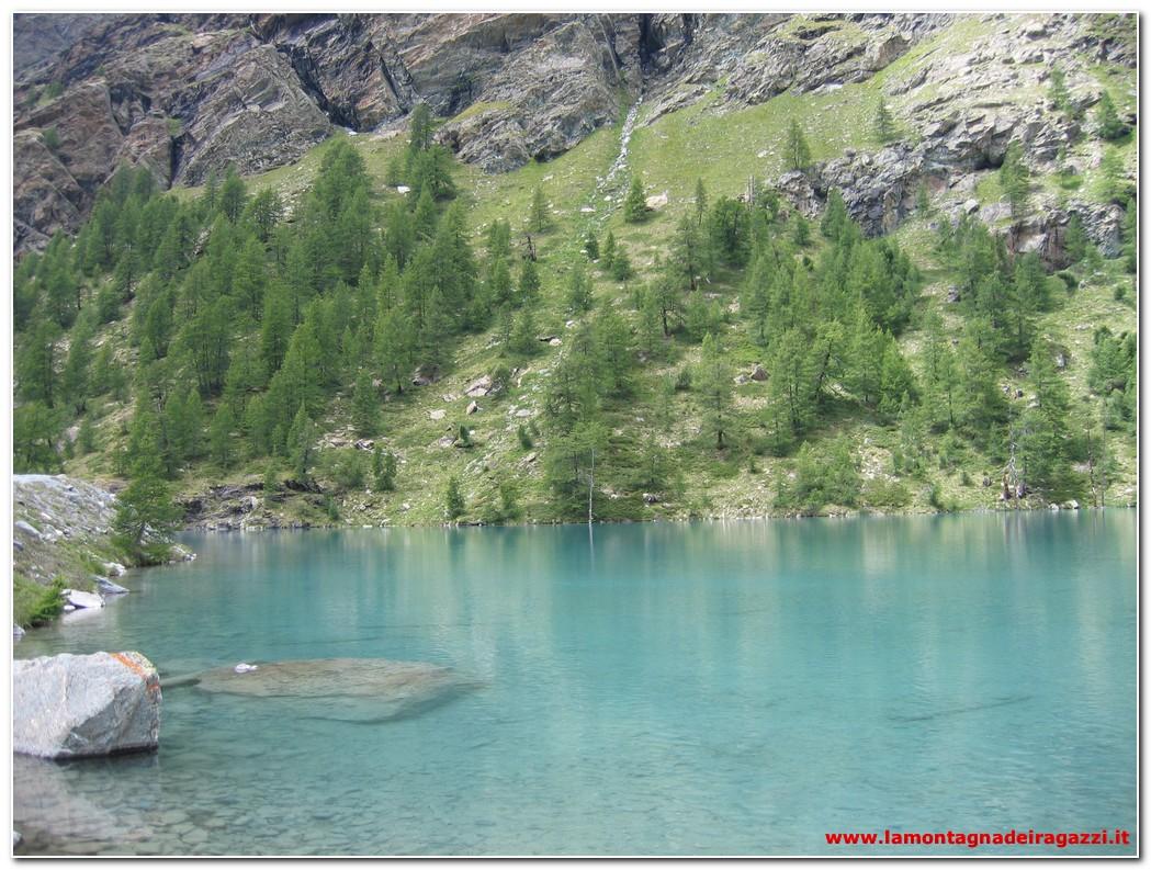 Val d'Ayas – Lago Blu 2009
