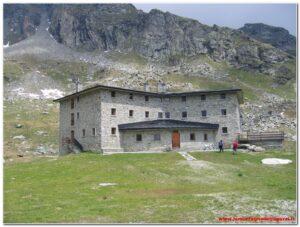 Val d'Ayas – Rifugio ARP