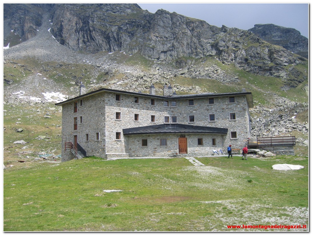 Read more about the article Val d'Ayas – Rifugio ARP