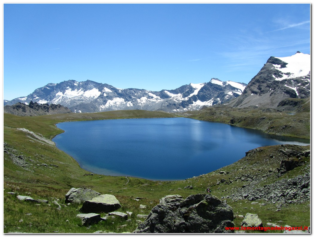 Read more about the article Valle dell'Orco – Col del Nivolet