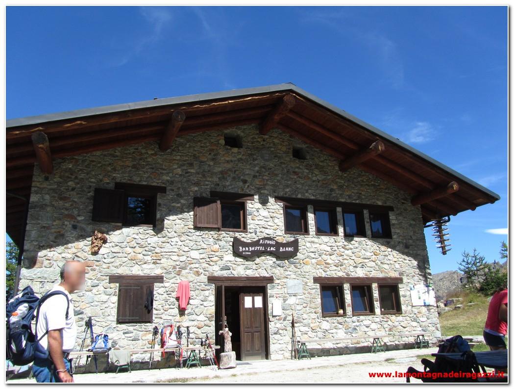Valle di Champorcher – Rifugio Barbustel 2010