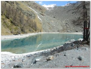 Val d'Ayas – Lago Blu 2011