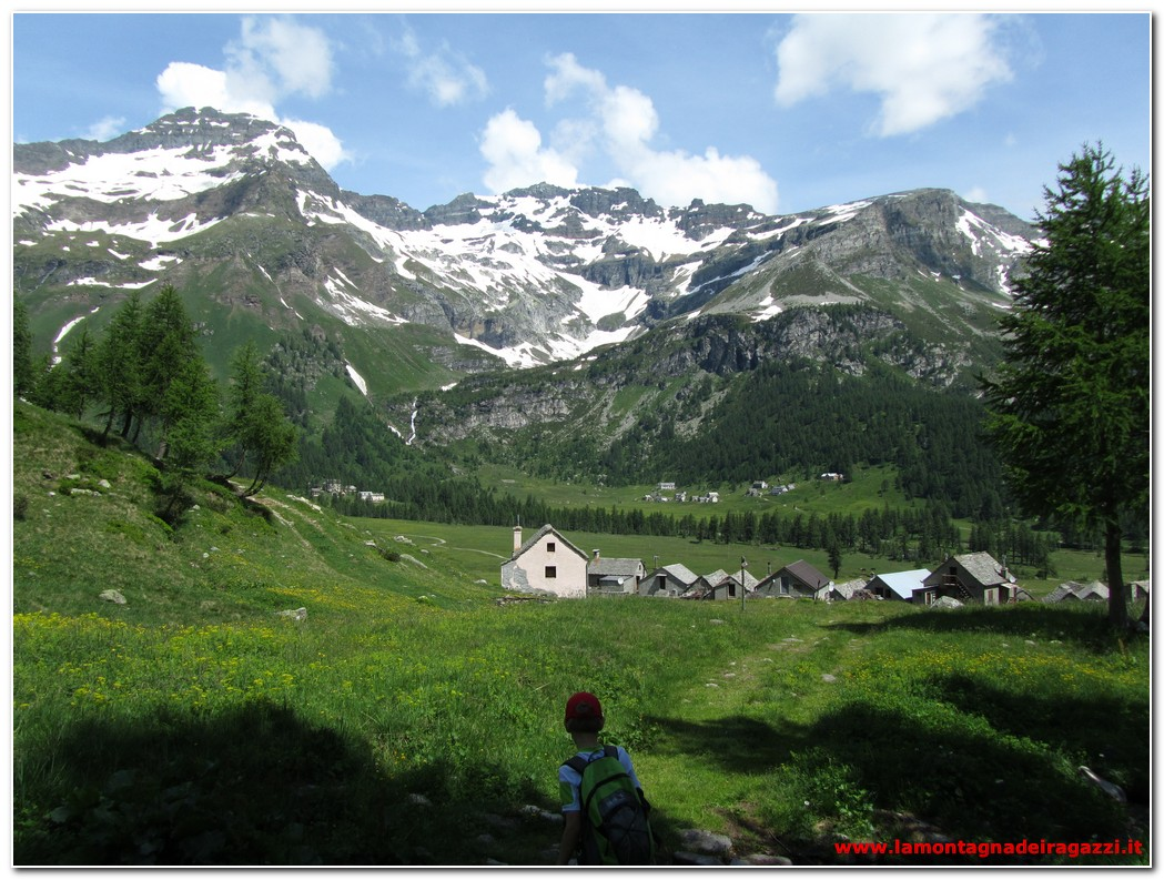 Val Divedro – Alpe Veglia 2013