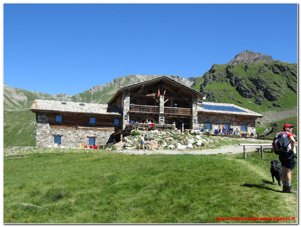 Read more about the article Valle Centrale – Rifugio Mont Fallère