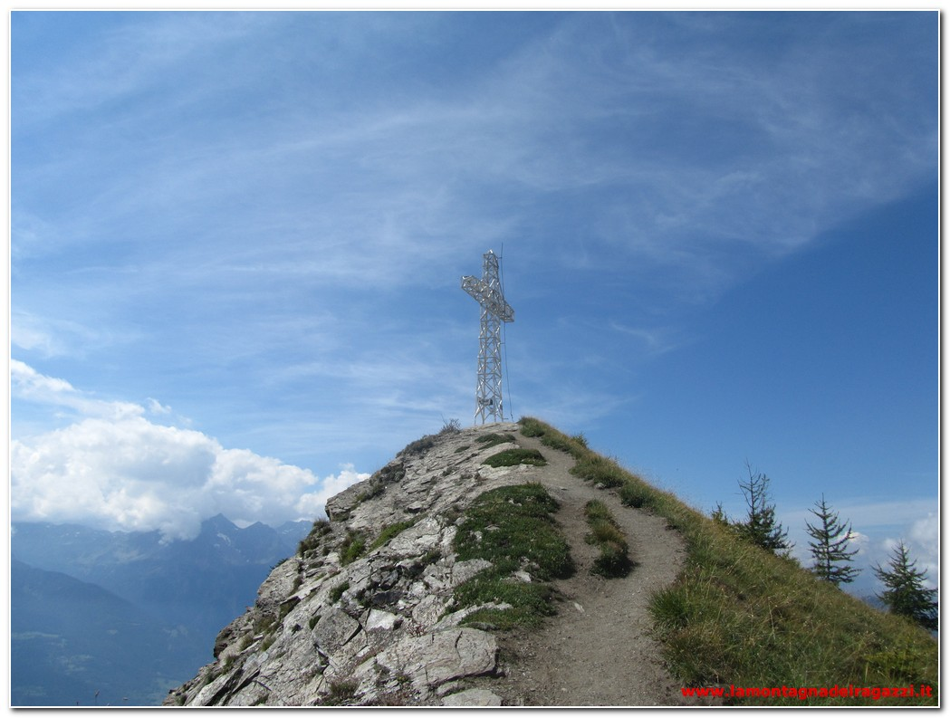 Valtournanche – Becca d'Aver e Cima Longhede