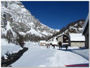 Alpe Devero – Crampiolo con le ciaspole