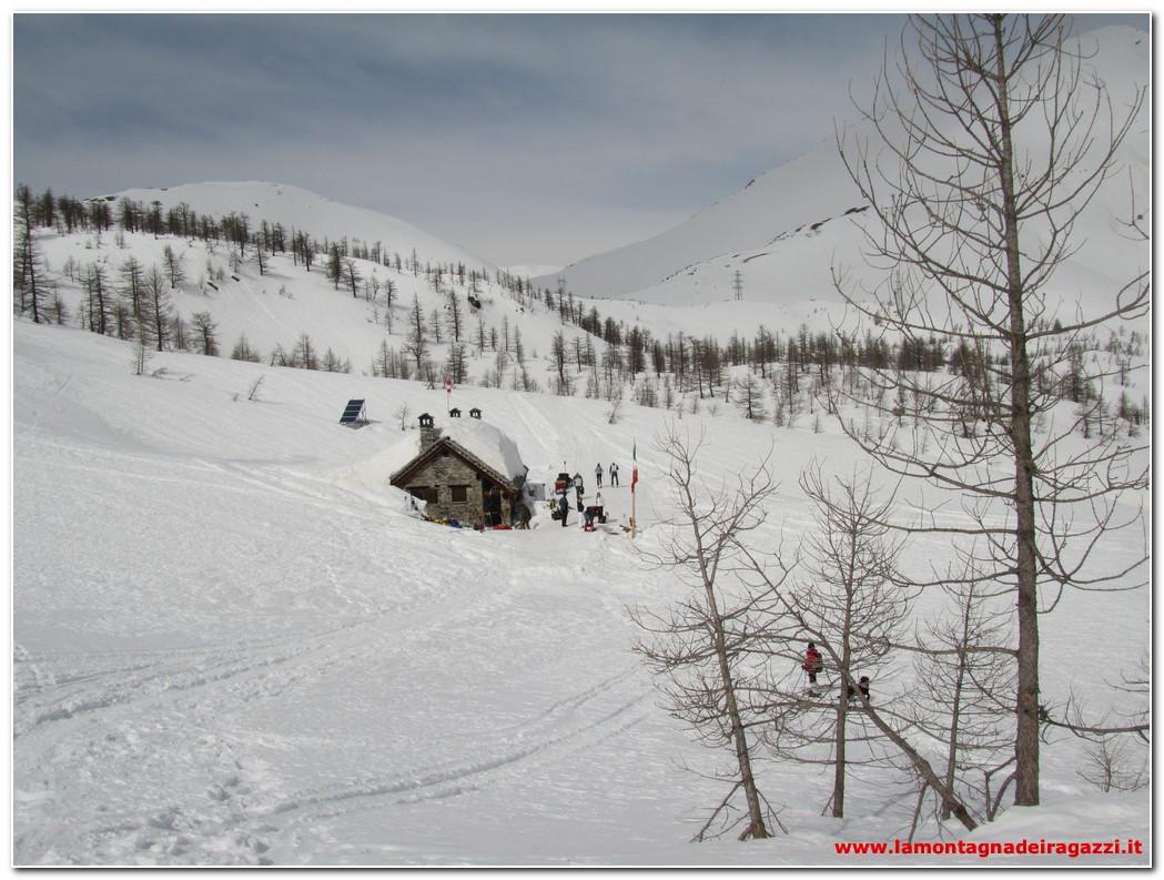 You are currently viewing Val Bognanco – Rifugio Gattascosa con le ciaspole