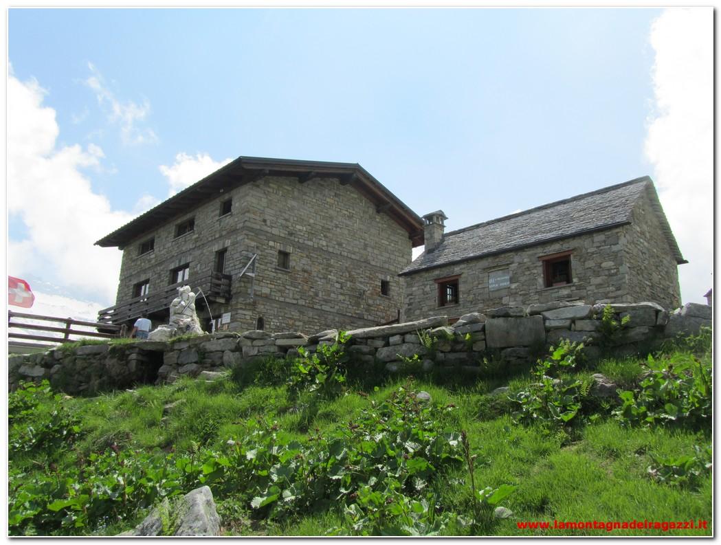 Read more about the article Valle Antrona – Lago dei Cavalli e Rifugio Andolla