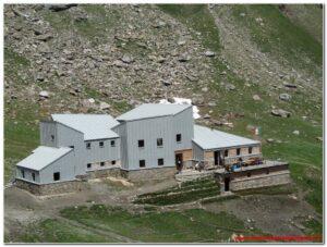 Valle del Gran San Bernardo – Rifugio Frassati