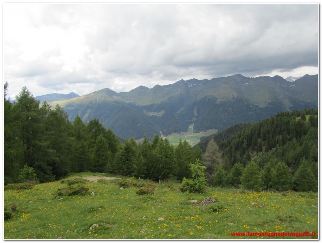 Read more about the article Valle di Casies – Giro delle malghe 2000 (Almweg 2000)