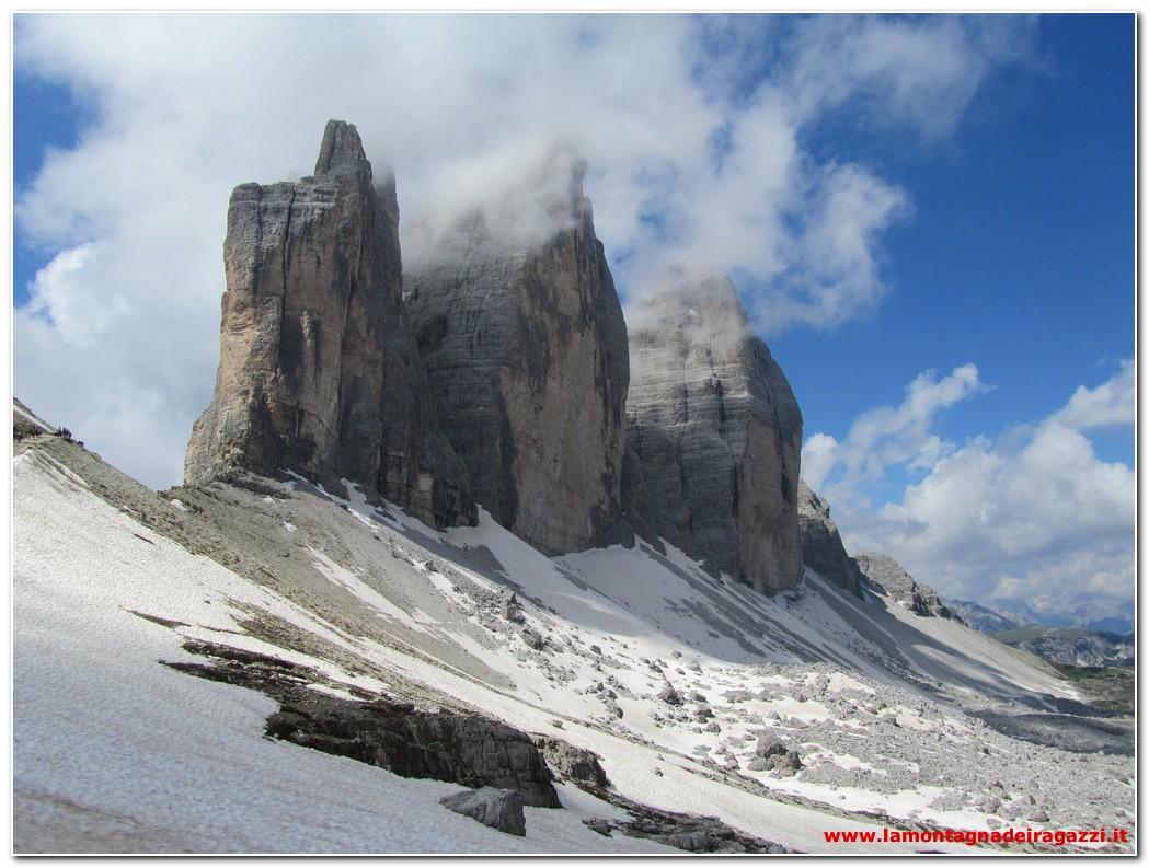 You are currently viewing Parco Naturale Tre Cime – Giro delle Tre Cime di Lavaredo
