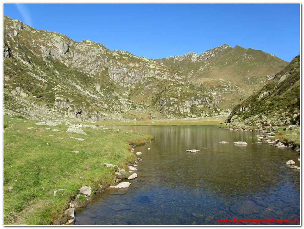 You are currently viewing Valsesia – Rifugio, Lago e Colle Baranca