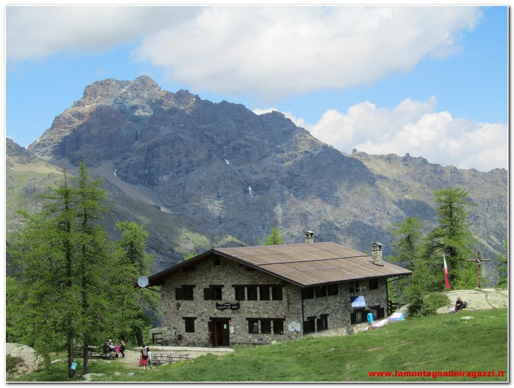 Valle di Champorcher – Rifugio Barbustel