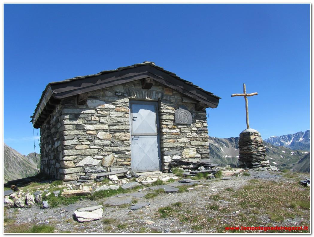 Read more about the article Valle del Gran San Bernardo – Tête de Crevacol