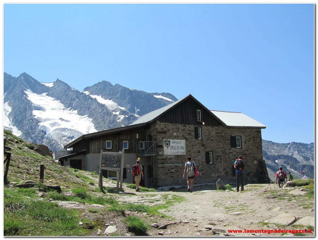 Read more about the article Valle Aurina – Rifugio Brigata Tridentina (Birnlücken Hütte)