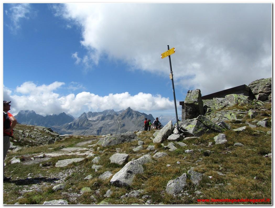 Read more about the article Val Formazza – Lago Vannino e Scatta Minoia