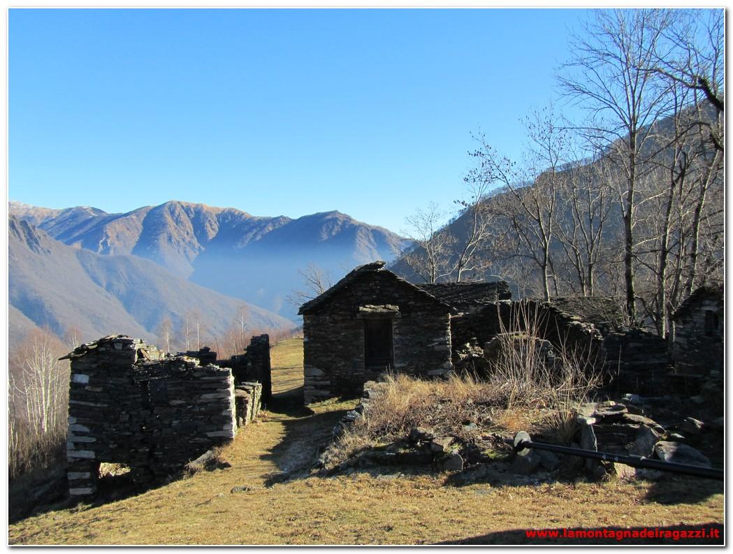 Read more about the article Val Grande – Anello del Monte Faiè e Corte Buè