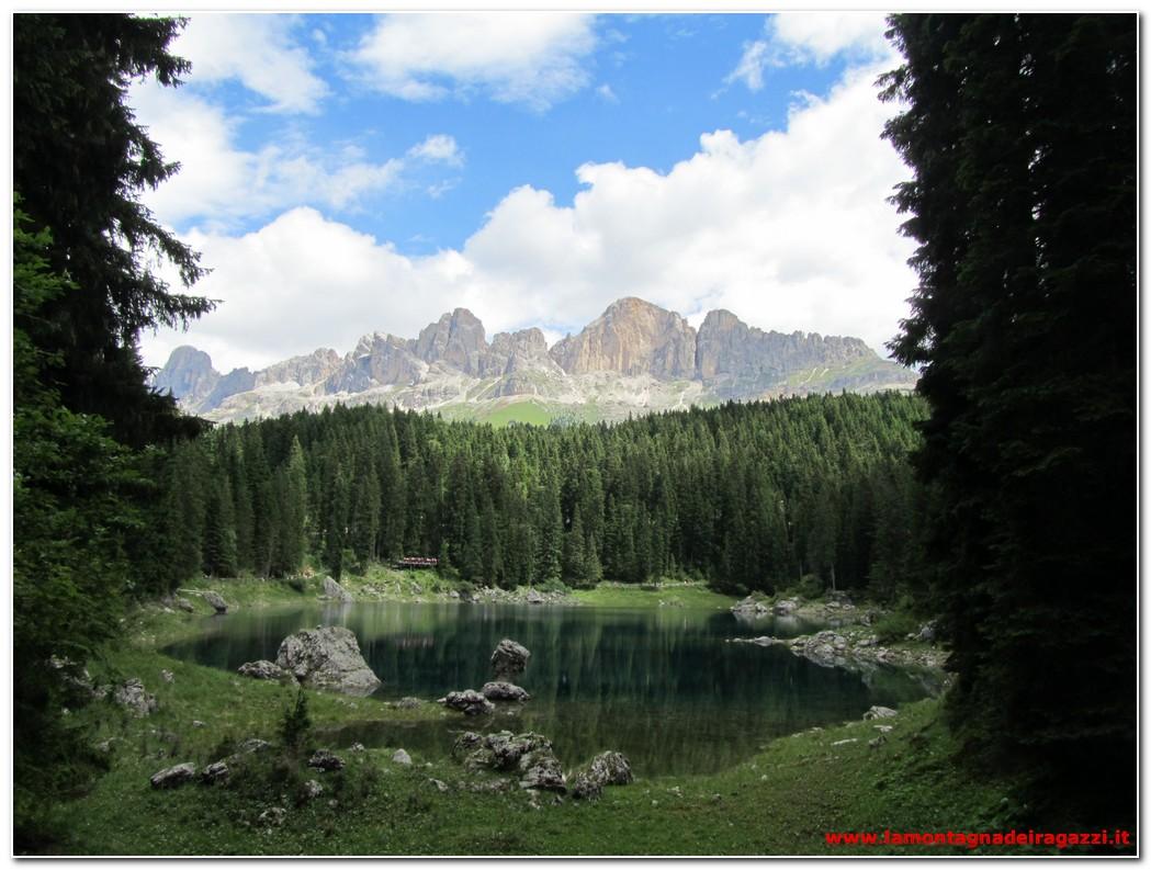 Val d'Ega – Lago di Carezza