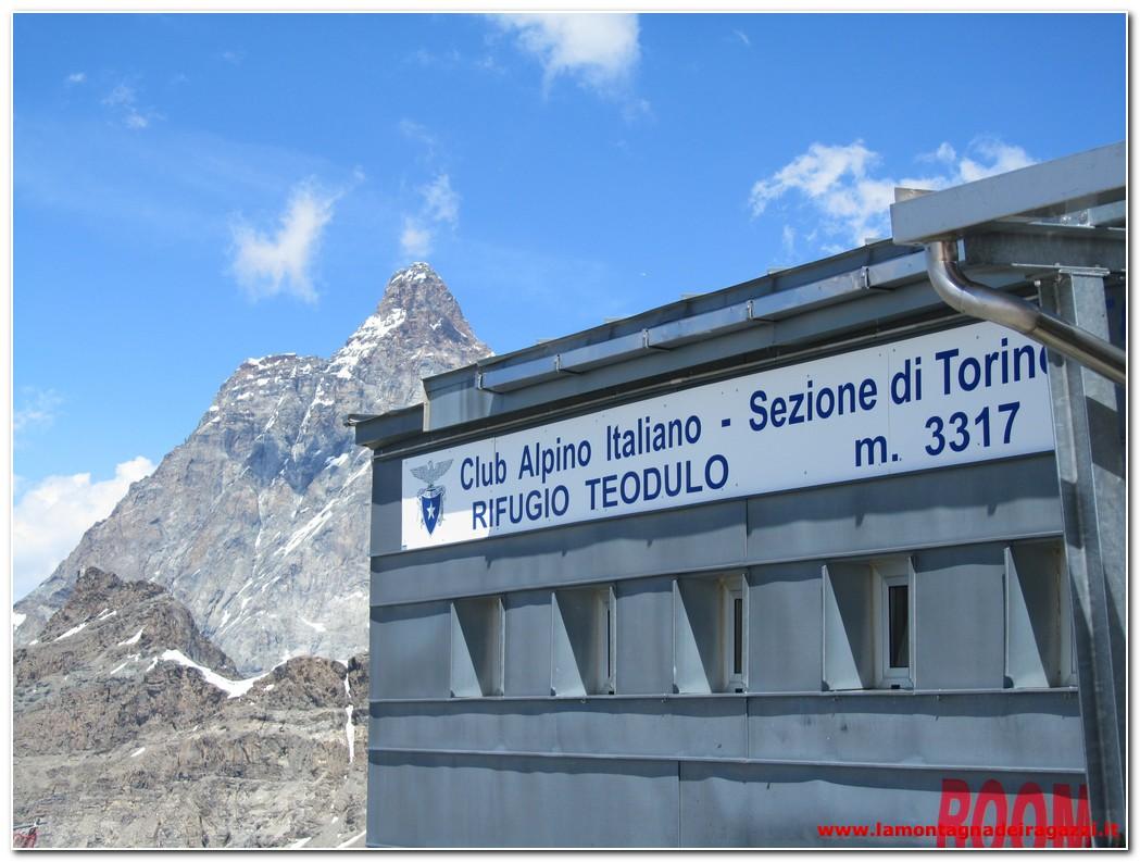 Valtournenche – Rifugio Teodulo