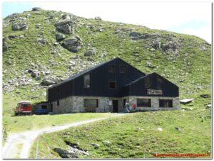 Val d'Ayas – Rifugio Grand Tournalin