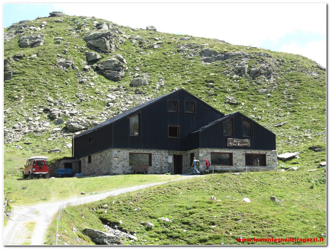 You are currently viewing Val d'Ayas – Rifugio Grand Tournalin