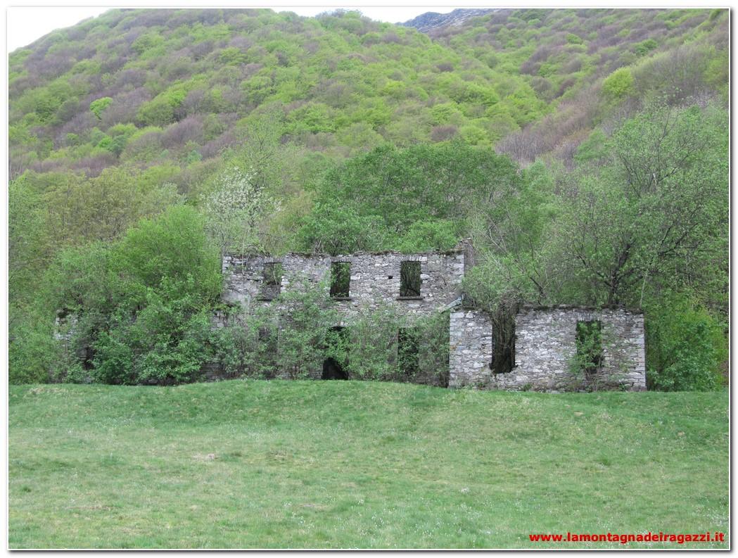 Read more about the article Val Grande – Anello di Pogallo