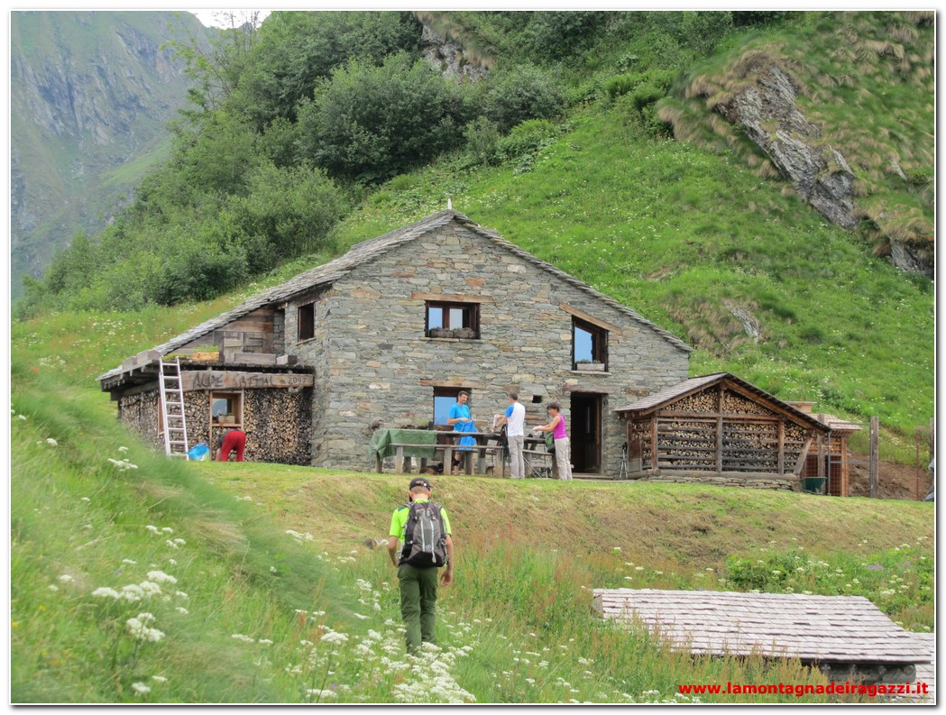 Read more about the article Valsesia – Alpe Sattal