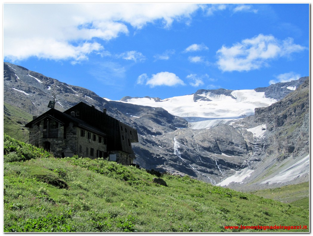 Valgrisenche – Anello rifugio Bezzi e Alta Via Glaciale