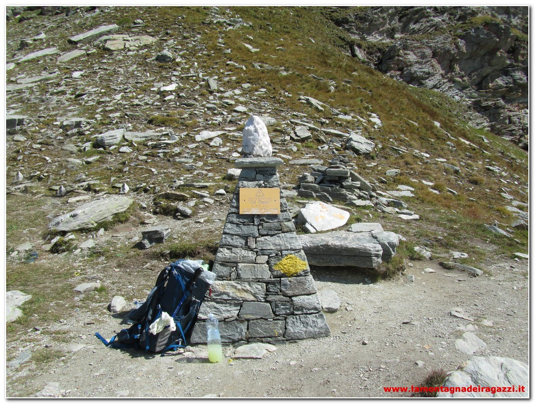 Val d'Ayas – Colle e Laghi del Pinter