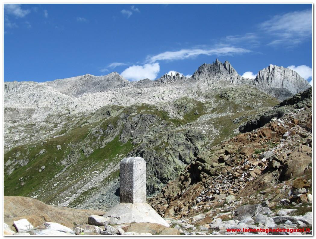 Read more about the article Alpe Devero – Anello del Passo della Rossa