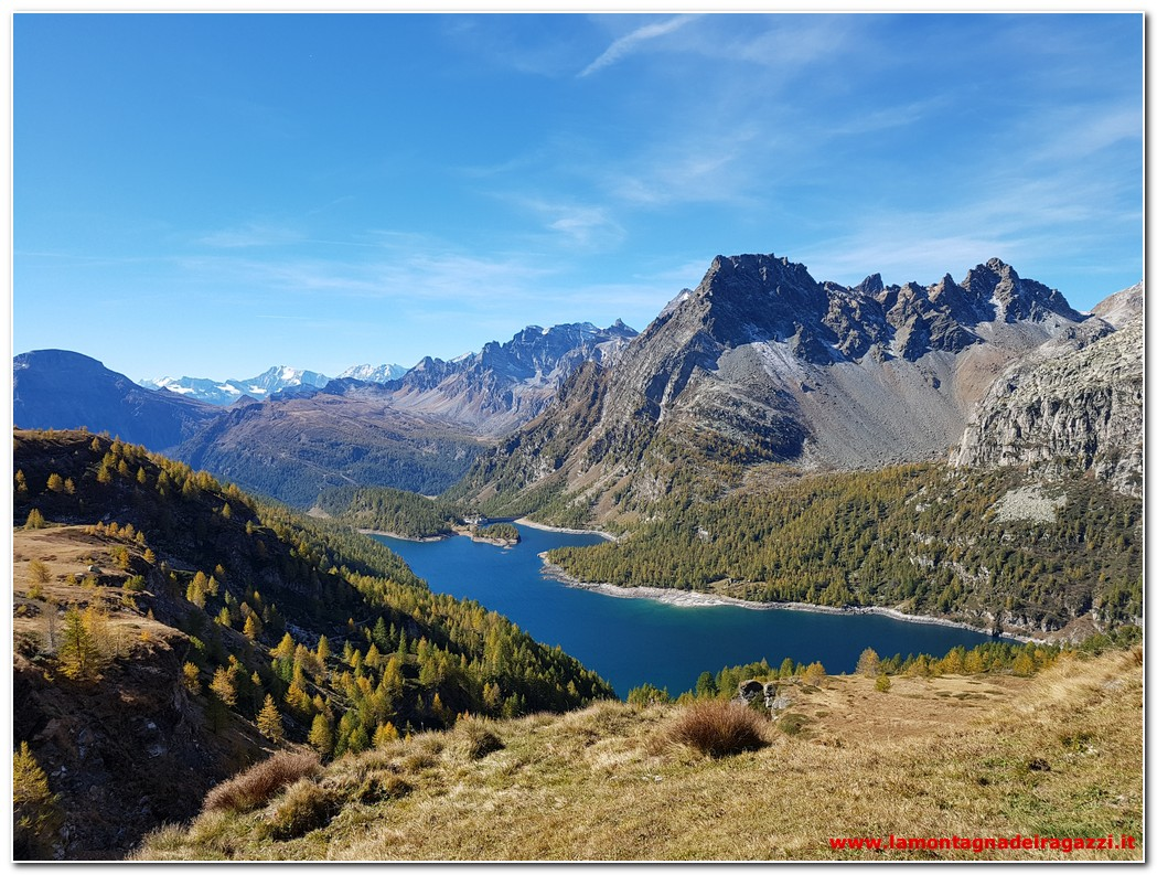 You are currently viewing Alpe Devero – Traversata del Grande Est