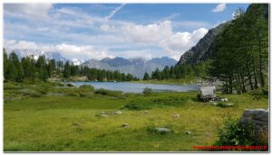 Valdigne – Lago d'Arpy