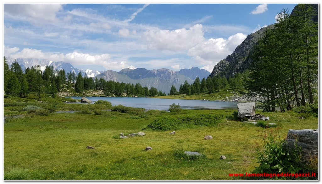 Read more about the article Valdigne – Lago d'Arpy