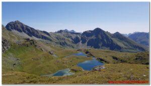 Val d'Ayas – Laghi Palasina e Colle di Bringuez