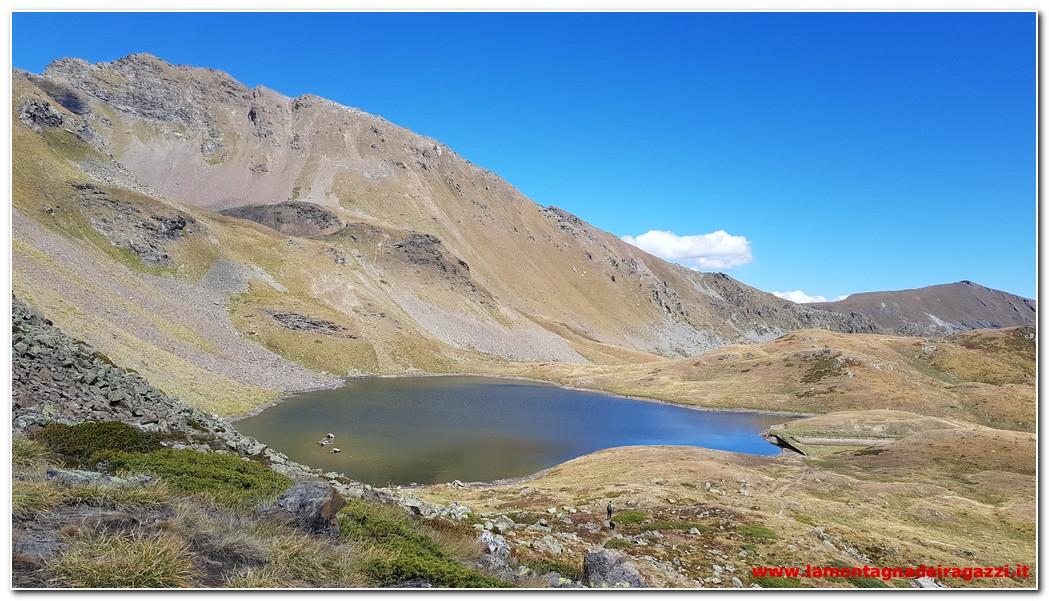 Valle Centrale – Lago Fallère da Vetan