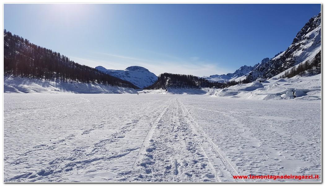 Read more about the article Alpe Devero – Lago del Devero: passeggiando sulle acque