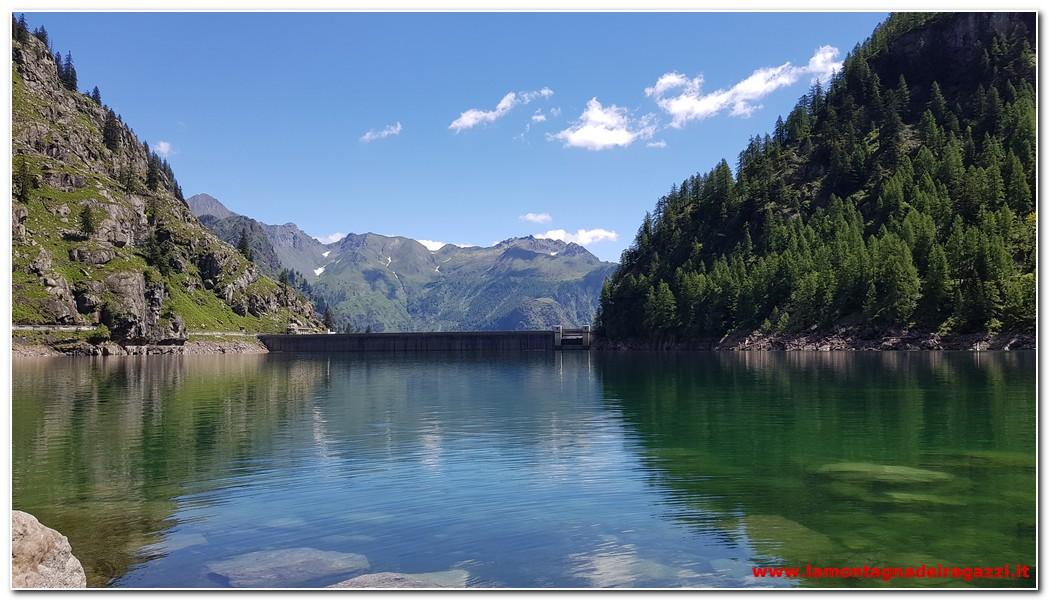 Valle Antrona – Giro dei laghi di Antrona e Campliccioli