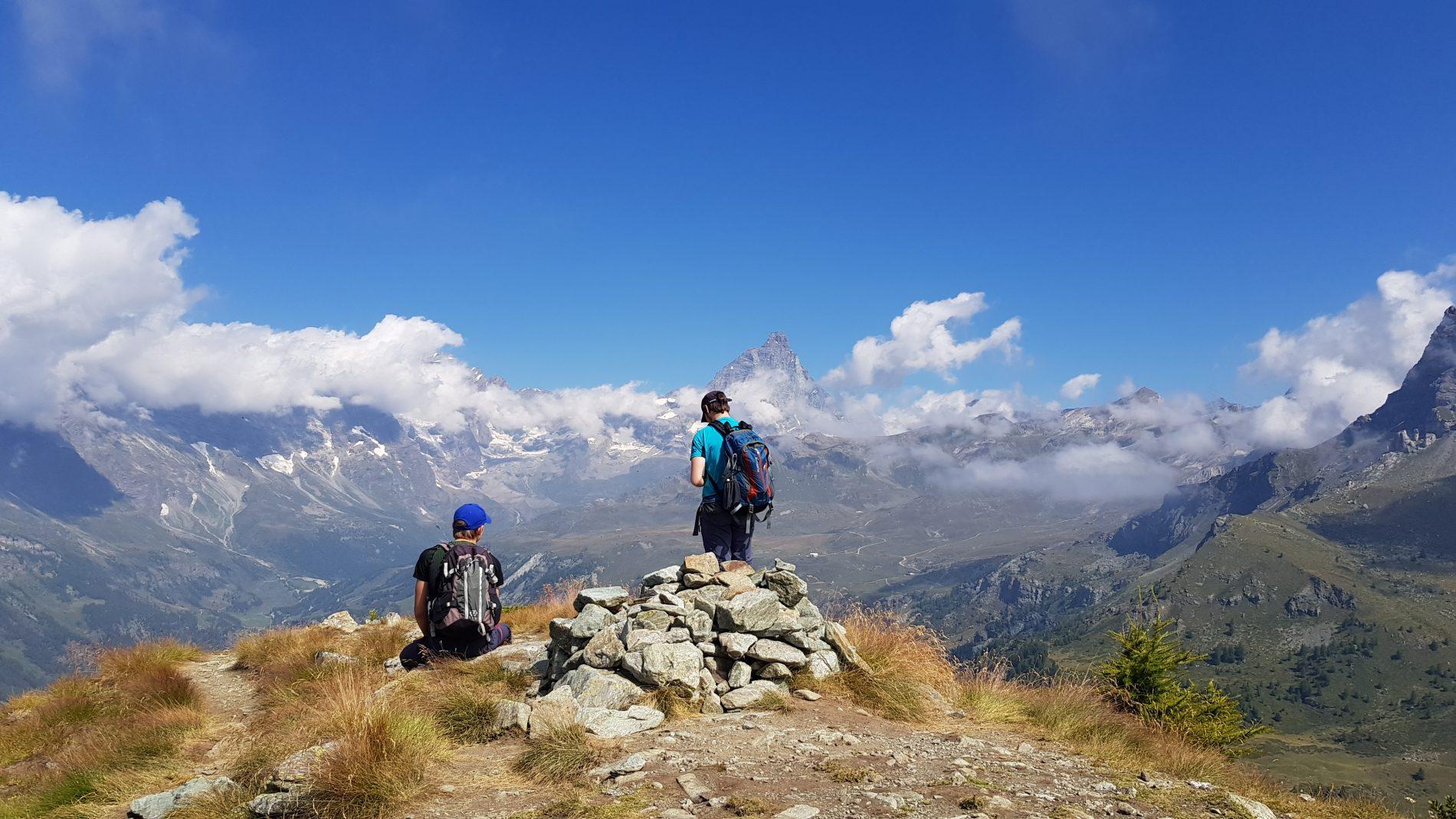 Valtournanche – Punta Fontana Fredda da Cheneil