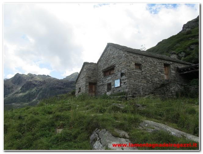 Read more about the article Valsesia – Alpe Fun d'Ekko e Rifugio Crespi Calderini