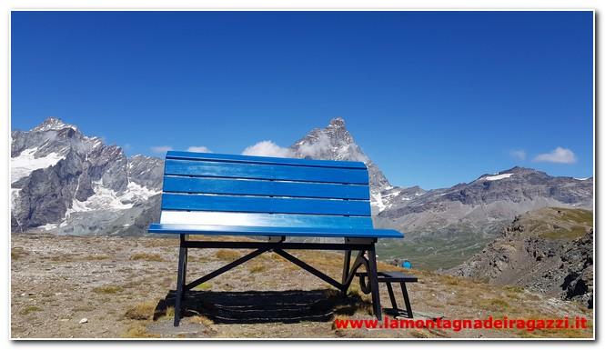 Read more about the article Valtournenche – La panchina gigante più alta del mondo (Motta de Pleté Ovest)