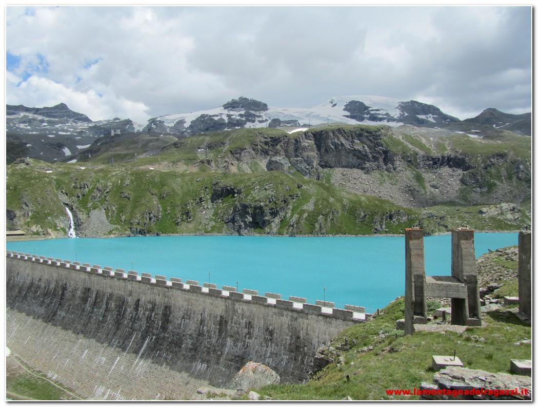 Valtournanche – Lago Goillet