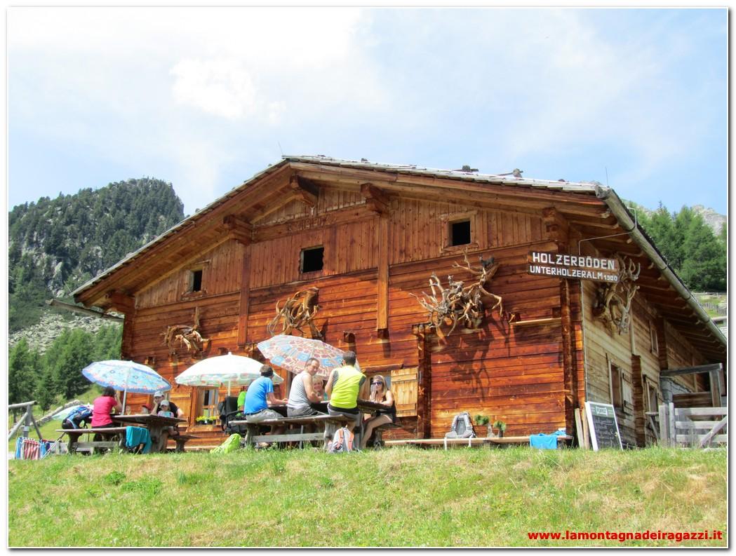 Read more about the article Valle Aurina – Malga Holzerböden